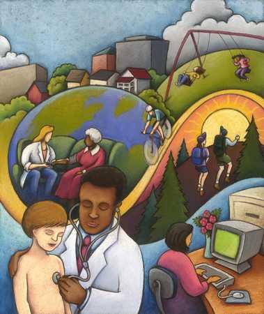 Scenic Global Healthcare