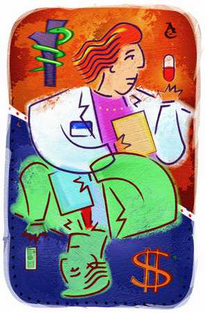 Medical Playing Card