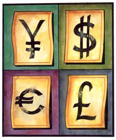 Foreign Currency Symbols