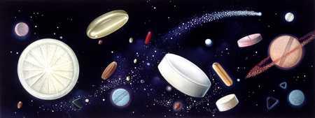 Pills In The Sky