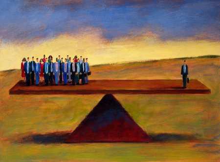 Executives Balanced With Executive