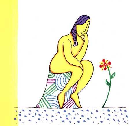 Female Thinker