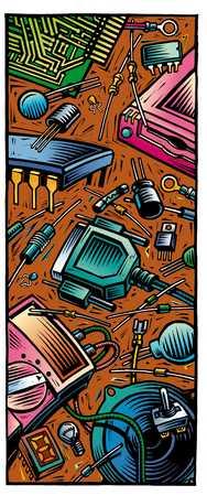 Electronics and hardware