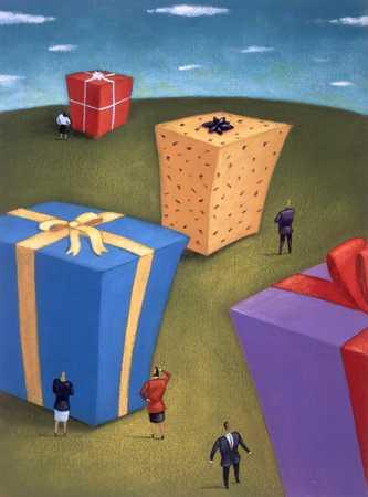 Giant Presents