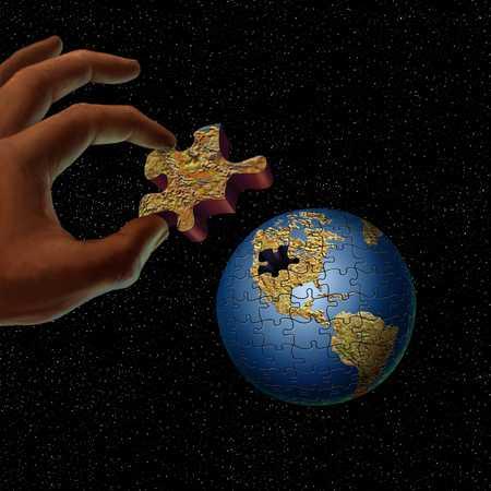 universe puzzle