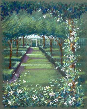 Formal Garden Path