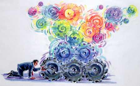 Gears Of Innovation