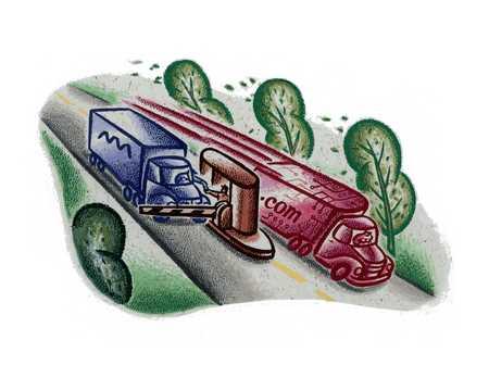 Online Trucking