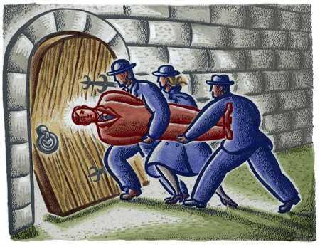 Breaking Down Door