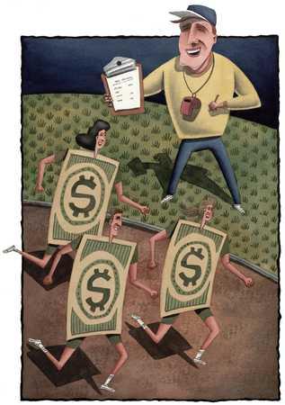 Running Money