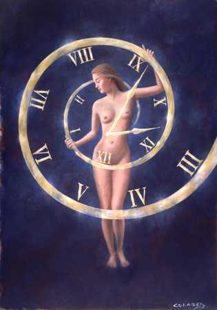 Goddess of time