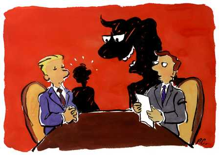 Business Meeting Shadows