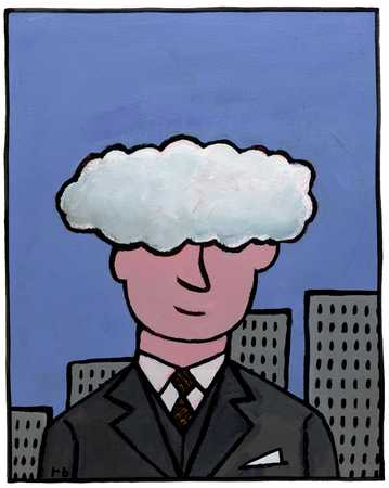 Cloud On Head