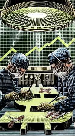 Doctors Operating On Dollar