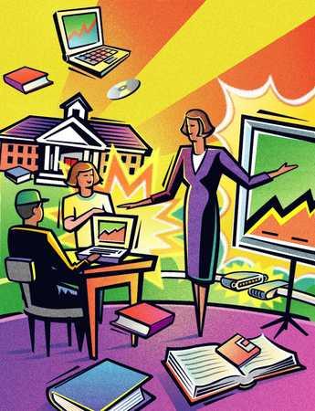 Businesswoman/Education