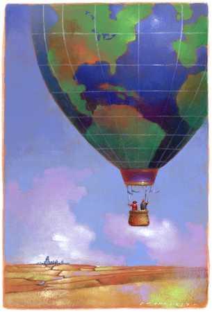 Global Hot Air Balloon