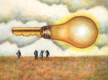 Idea/Key To Success