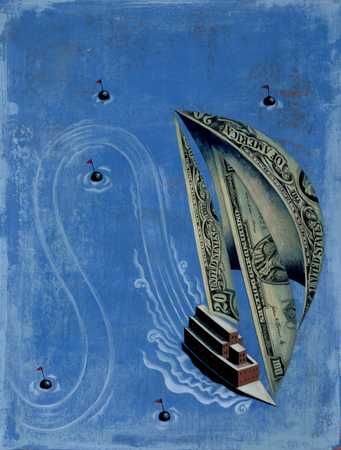 Financial Sailboat/ Obstacles