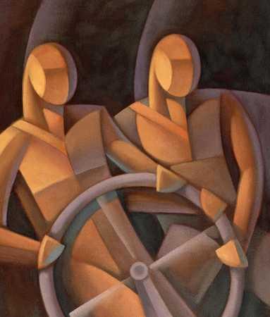 Figures Steering Helm