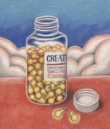 Creativity In A Jar