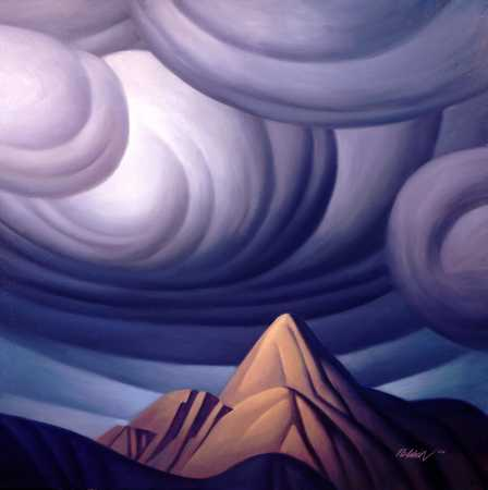 Mountaintop/Clouds