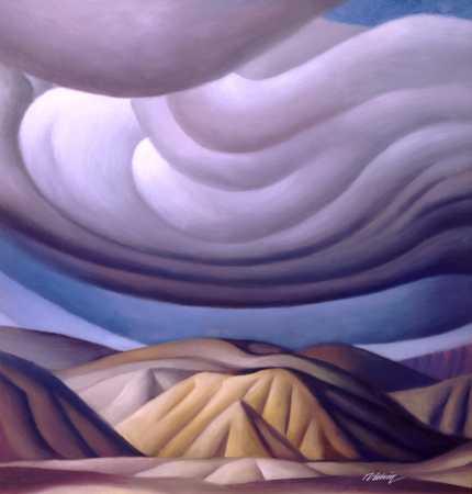 Mountain Valley Light
