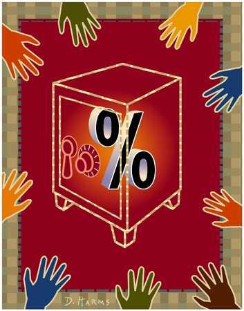 Locked In Percentage Rate