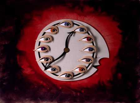 Clock Eyes