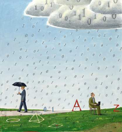 Binary Rainfall