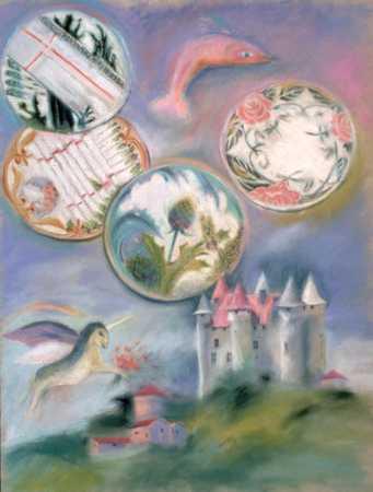 Dreamscape/Plates/Castle