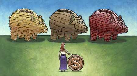 Piggy Bank Choices