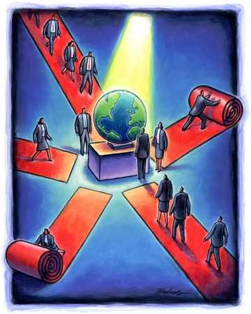 World In Spotlight