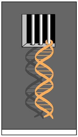 Double helix in prison