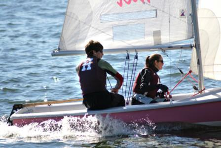 Crimson sailors performed well last weekend, earning strong results at regattas in Annapolis, Md, and New Haven, Conn.