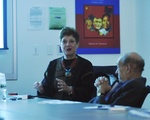 china lunchtime series Lynne Joiner