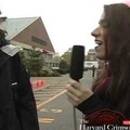 Homecoming Roving Reporter