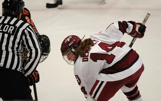 Women's Ice Hockey vs. Princeton