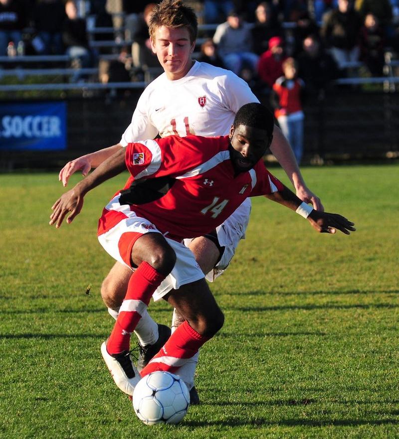 Harvard Men's Soccer vs. Maryland