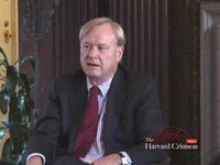 Chris Matthews at Harvard