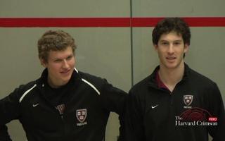 Harvard Squash vs. Penn (Feb. 6, 2010)