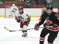 Women's Ice Hockey Takes Beanpot Title