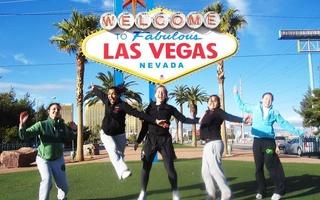 Quasar in Vegas