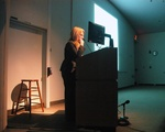 Photography speech at the Sackler