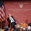 Henry Paulson speaks JFK Forum.