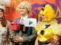 Justin Timberlake, Harvard's Hasty Pudding Theatricals Man of the Year