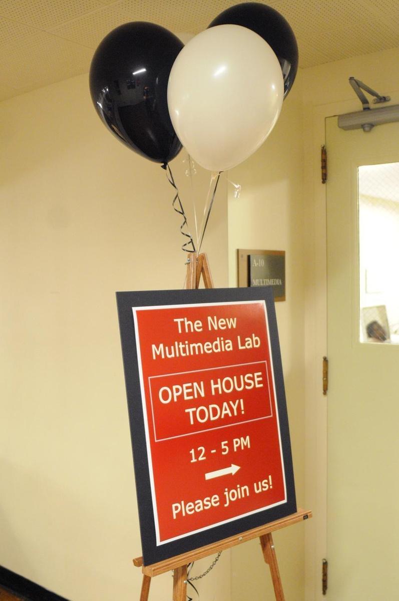 Lamont's New Media Lab