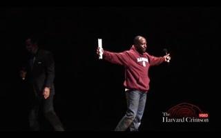 Wyclef Jean at Cultural Rhythms 2010