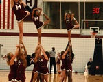 HARVARD CHEERLEADERS