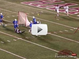 Harvard Men's Lacrosse vs. Duke (April 2, 2010)