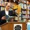 book reading, Schwartzman, Eddie Signwriter